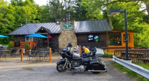 The Remote Cabin Restaurant Near Buffalo That Serves Up The Most Delicious Food