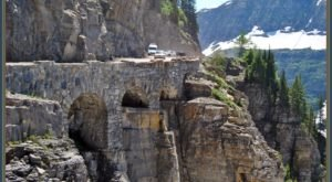 The 6 Most Terrifying Drives You Can Possibly Take In Montana