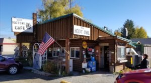 People Drive From All Over For The Biscuits And Gravy At This Charming Idaho Diner