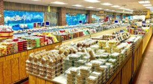 You'll Want To Visit These Gigantic Candy Stores In Maryland Over And Over Again