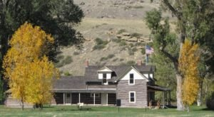 This Historic Park Is One Of Montana's Best Kept Secrets