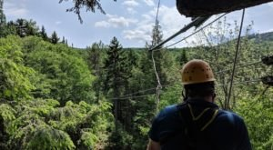 The Treetop Trail That Will Show You A Side Of New Hampshire You've Never Seen Before