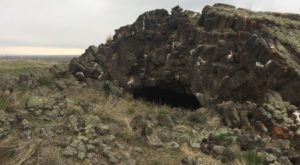The One Idaho Cave That's Filled With Ancient Mysteries