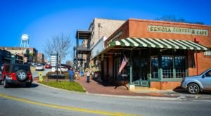 How This Small Georgia Town Quietly Became The Coolest Place In The South