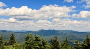 This Hike Is The Easiest Way To Summit One Of New Hampshire's High Peaks