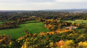 Hike To This Connecticut Vista Where The Views Of Fall Foliage Stretch On For Miles And Miles