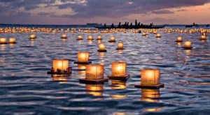 The Water Lantern Festival In Arizona That's A Night Of Pure Magic