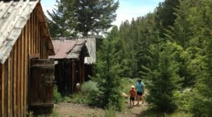 This Abandoned Mining Camp In Idaho Is Eerily Beautiful And You Need To Explore It