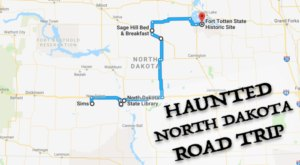 This Haunted Road Trip Will Lead You To The Scariest Places In North Dakota