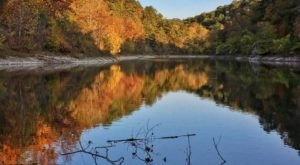 The Oldest Stone Cut Dam In Arkansas Will Be Your New Favorite Place