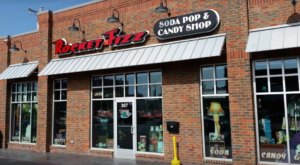 The Gigantic Candy Store In Oklahoma You'll Want To Visit Over And Over Again