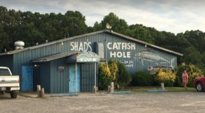 This Remote Seafood Tavern In Oklahoma Is So Popular It Doesn't Have To Advertise