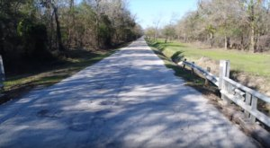 The Mysterious Texas Road You Absolutely Must Drive At Least Once