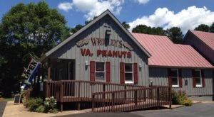 You Won't Find Anything Like This Old Fashioned Peanut Factory In Virginia Anywhere Else