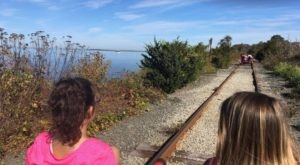 This Scenic Railroad Tour Shows You Rhode Island Like Never Before