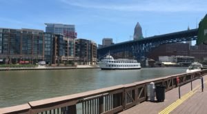 These 9 Restaurants In Cleveland Have Jaw-Dropping Views While You Eat