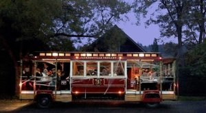 This Haunted Trolley In Oregon Will Take You Somewhere Absolutely Terrifying