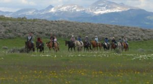 This Horseback Adventure Is An Essential Idaho Experience That Everybody Should Try