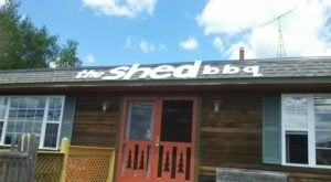 This Backroad Maine Sandwich Shop Is Making Fabulous BBQ Sandwiches