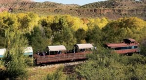 3 Ridiculously Charming Train Rides To Take In Arizona This Fall