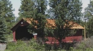 Arizona's Only Covered Bridge Is Hiding In This Tiny Town