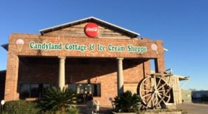 The Gigantic Candy Store In Louisiana You'll Want To Visit Over And Over Again