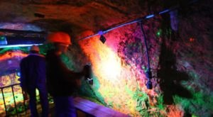 You'll Never Forget A Trip Through This Old Mineral Mine In New Jersey