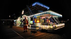 This Holiday Boat Parade In Nevada Is Downright Enchanting And You Can't Miss It