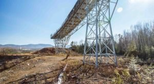 This Abandoned Ski Jump in New Hampshire Will Make Your Stomach Sink