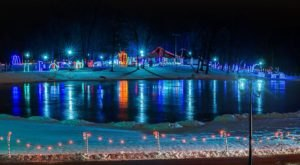 Christmas In These 11 Wisconsin Towns Looks Like Something From A Hallmark Movie