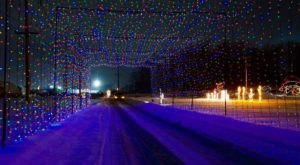 You Will Love This Dreamy Ride Through The Largest Drive-Thru Light Show Near Buffalo