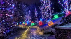 The Little Known Christmas Garden Near Cincinnati Is The Most Enchanting Event Of The Season