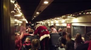 Watch The New York Countryside Whirl By On This Unforgettable Christmas Train