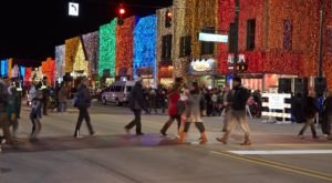 The Most Enchanting Christmastime Main Street In The Country Is Rochester In Michigan