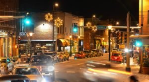 The Most Enchanting Christmastime Main Street In The Country Is Stillwater In Minnesota