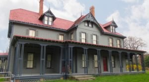 Step Inside The Historic Home Near Cleveland That Once Housed A President