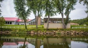 This Waterfront Winery Is The Best Place To Go In Ohio