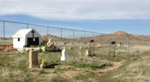 The Story Behind This Ghost Town Cemetery In Wyoming Will Chill You To The Bone