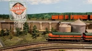 Most Minnesotans Have Never Heard Of This Fascinating Model Railroad Museum