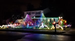 The Brightest Christmas Display In Delaware Has Over 14,000 Lights For Your Enjoyment
