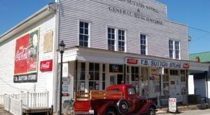 This Two-Story County Store Makes The Best Homemade Jams In Tennessee
