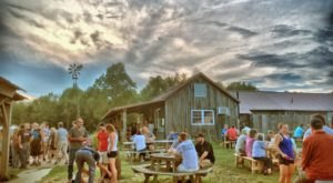 Massachusetts' Hidden Farm Brewery Is Unexpectedly Awesome