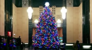 The Magical Nebraska Christmas Tree That Comes Alive With 12,000 Colorful Lights
