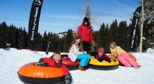 Take This Wyoming Tube Ride For An Epic Winter Adventure