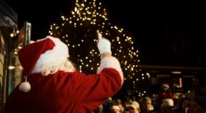 7 Places In Rhode Island Where You Might Catch A Glimpse Of Santa This Year