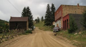 There Is A Colorado Ghost Town That Never Really Died… And You Are Going To Want To Visit