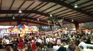 The German Christmas Market, Christkindlmarkt, Is A One-Of-A-Kind Place To Visit In Florida
