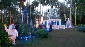 The One Florida State Park That Will Transform Into A Winter Wonderland This Year
