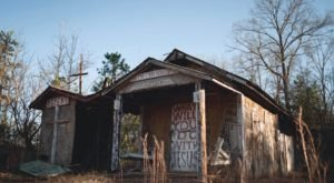 These 10 Photos Of Abandoned Buildings In Nashville Show The City's Forgotten History