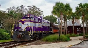 The Polar Express Train Ride In Florida That Will Bring Out The Child In Everyone